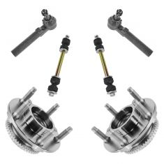 94-04 Ford Mustang Steering & Suspension Kit (6pcs)