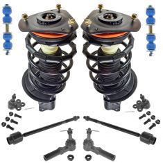97-05 Buick Century; 05-09 LaCrosse; 00-11 Chevy Impala Steering & Suspension Kit (10pcs)