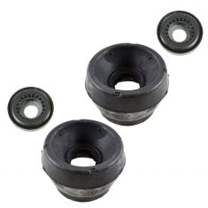 93-10 Audi VW Multifit Front Strut Upper Strut Mount w/Bearing Kit (SET of 4)