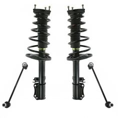 04-06 Toyota Camry, Lexus ES330 Rear Suspension Kit (4pcs)