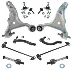 01-03 Volvo S60; 01-03 V70 Steering & Suspension Kit (10pcs)