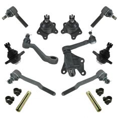 86-89 Toyota 4Runner; Pick up Seteering & Suspension Kit (12pcs)