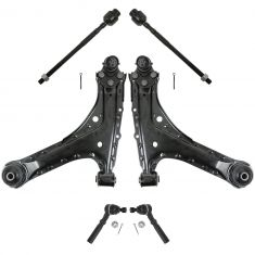 95-05 Chevy Cavalier Pontiac Sunfire Steering & Suspension Kit (6pcs)