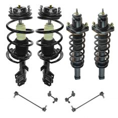 07-09 Dodge Caliber; Jeep Compass; Patriot Suspension Kit (8pcs)
