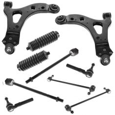 05-07 Buick Terraza;05-08 Uplander; 05-07 Saturn Relay Steering & Suspension Kit (10pc)