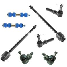 97-13 Buick, Chevy, Olds, Pontiac Multifit Steering & uspension Kit (8pc)