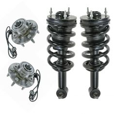 07-14 GM Full Size SUV & TruckSteering & Suspension Kit (4pcs)