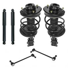 01-07 Town & Country, Caravan, Gr Caravan; 01-03 Voyager Suspension Kit (6pc)