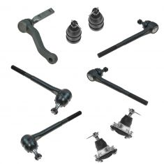 82-95 GM S10/S15 Blazer, Jimmy, Sonoma, P/U 2WD Front Suspension Kit (9pc)