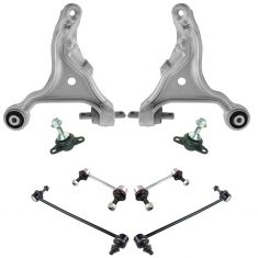 01-07 Volvo S60 V70 Suspension Kit (8 Piece)