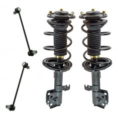 09-10 Pontiac Vibe; 09-13 Toyota Corolla, Matrix Suspension Kit (4pcs)