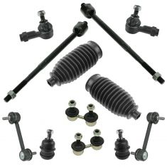 01-06 Hyundai Elantra Front & Rear Steering & Suspension Kit (12pcs)