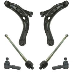 00-06 Mazda MPV Steering & Suspension Kit (6pcs)