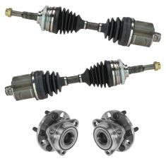 95-05 Chevy Cavalier; Pontiac Sunfire Steering Kit (6pcs)