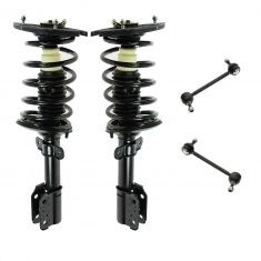 05-08 Buick Allure; Lacrosse; 00-13 Chevy Impala; 00-07 Monte Carlo Rear Suspension Kit (4pcs)