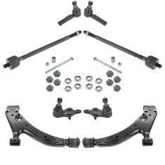 91-97 Toyota Tercel; 92-97 Paseo Steering & Suspension Kit (10PCS)