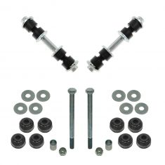 91-02 Ford Escort; 03 ZX2; 88-98 Mercury Tracer Front & Rear Swar Bar Kit (4pcs)