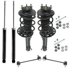 06-11 Ford Focus Suspension Kit (8pcs)