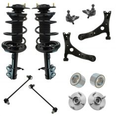 01-03 Toyota Prius Front Steering & Suspension Kit (12pcs)