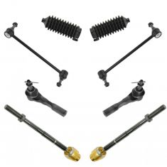 04-12 Malibu; 04-08 Malibu Maxx; 05-10 G6; 07-09 Aura Steering & Suspension Kit (8pcs)