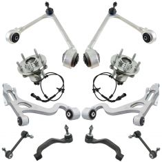 03-05 Ford Thunderbird; 02-06 Lincoln LS Steering & Suspension Kit (10pcs)