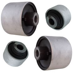 07-14 Altima; 09-14 Maxima, Murano Front Lower Control Arm Forward & Rearward Bushing Kit (4pcs)