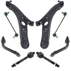 11-12 Elantra 4dr (Korea)Steering & Suspension Kit (6pcs)