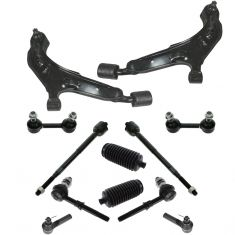 98-01 Nissan Altima Steering & Suspension Kit (12pcs)