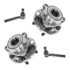95-05 Chevy Cavalier, Pontiac Sunfire Steering Kit (4pcs)