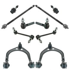 11-14 Chrysler 300 RWD; Dodge Challenger; Charger Steering & Suspension Kit (10pcs)