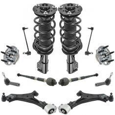 10-15 Chevy Equinox, GMC Terrain Steering & Suspension V6 Kit (pcs)