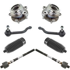09-14 Nissan Maxima Steering & Suspension Kit (8pcs)
