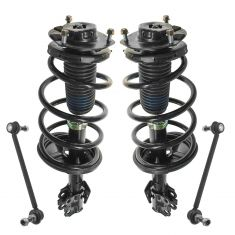 04-10 Toyota Sienna FWD (w/7 Pass) Suspension Kit (4pcs)