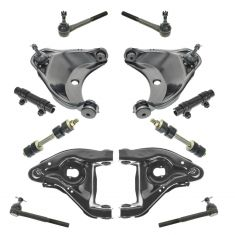 1988-02 Chevy GMC Truck Suburban Tahoe 2wd Steering & Suspension Kit (12pc)