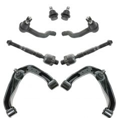 05-15 Nissan Frontier, Xterra, 05-12 Pathfinder Steering & Suspension Kit (8 Piece)