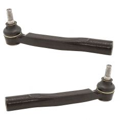 11-17 Toyota Sienna Front Outer Tie Rod Pair