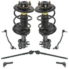 04-08 Maxima Front Steering & Suspension kit (8pcs)