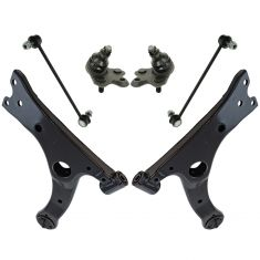 14-17 Toyota Corolla Steering & Suspension Kit (6pcs)
