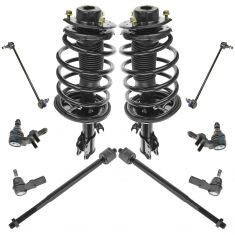 98-03 Toyota Sienna Front Steering & Suspension Kit (10pcs)