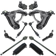 00-03 Dodge Durango; 00-04 Dakota RWD Steering & Suspension Kit (12pcs)