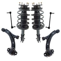 11-13 Ford Mustang; 14 (excl GT500) Suspension Kit (6pcs)
