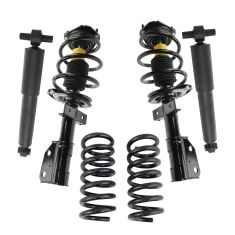 07-13 Acadia; 07-10 Outlook; 08-13 Enclave; Traverse Shock/ Strut/ Coilspring Suspension Kit (6pcs)