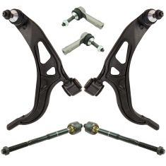 11-15 Ford Explorer; 16 Explorer (exc Police) Steering & Suspension Kit (6pcs)