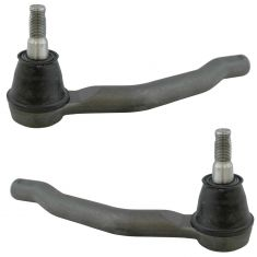 13-17 Nissan Altima; 17 Maxima Front Outer Tie Rod Pair