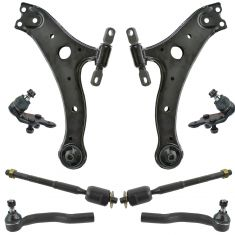 07-11 Camry Steering & Suspension Kit (8pcs)