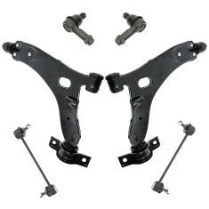 06-07 Ford Focus Steering & Suspension Kit (6pcs)
