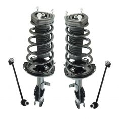 13-14 Toyota Venza FWD Rear Suspension Kit (4pcs)