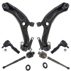 07-08 Honda FitSteering & Suspension Kit (6pcs)