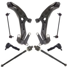 07-08 Honda FitSteering & Suspension Kit (8pcs)