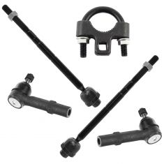 07-12 Escalade; Avalanche; Silverado; Tahoe Fr Inner & Outer T/R Set w/ TR Tool